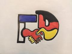 Logo-deutsch-französische-Modemarke